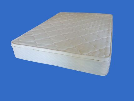 Queen size pocket Spring mattress with Pillow top