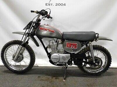 1973 Honda XR75 XR 75 KO         1955
