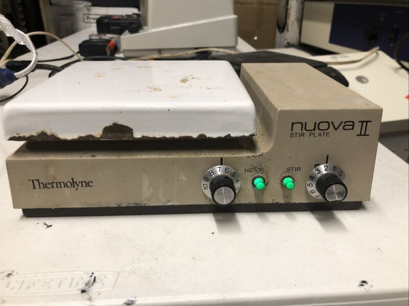 Thermo Thermolyne Nuova II stirrer hotplate stirring hot plate SP18425