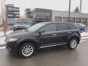 2011 Lincoln MKX MKX AWD CUIR TOIT NAVIGATION