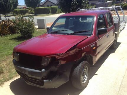 2000 Ford Courier