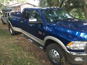 2010 dodge diesel dually long box 4x4