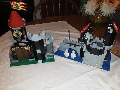 Lego Vintage Castle Set Lot 6075 and 1906***incomplete ***