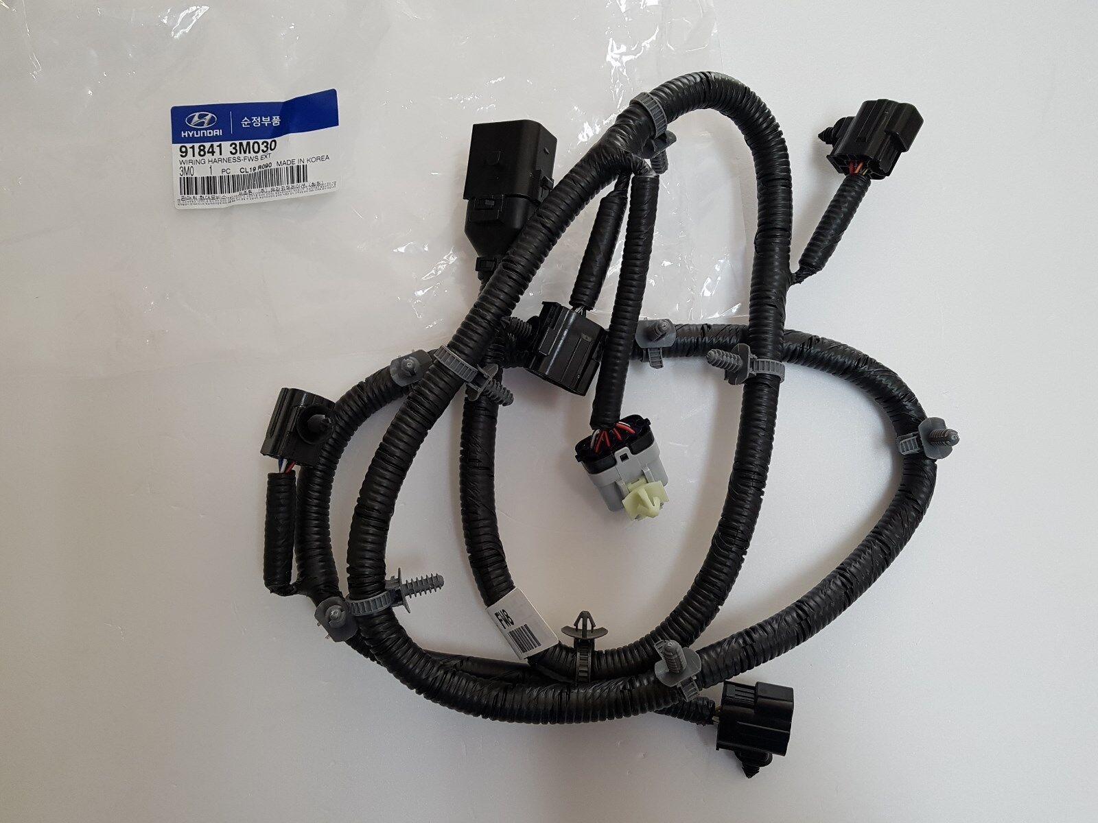 Oem Front Parking Senser Harness 918413m030 For 2009 2014 Hyundai Wiring Genesis Sedan