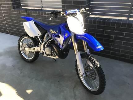 Yamaha YZ 250 2 Stroke