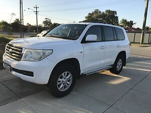 2007 Toyota Landcruiser GXL 200 Series Como South Perth Area Preview