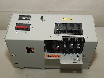Brooks Automation 9600HV Basic Box Cryogenics Compressor Electrical Switch - NEW