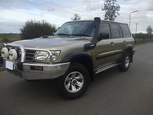 Nissan Patrol 2004 Turbo Diesel,Auto,Big Money Spent ,Lots of Extras Berwick Casey Area Preview