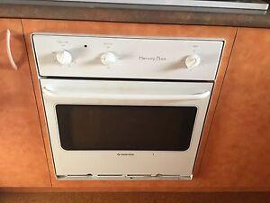 simpson 2001 fan forced oven manual