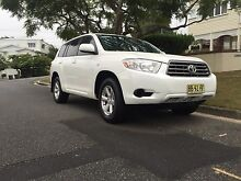 2009 Toyota Kluger Wagon Low Km's Woolloongabba Brisbane South West Preview