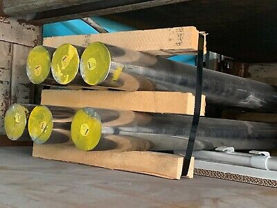 3 Stainless Steel Roundbar - 304 Grade - 10 Length