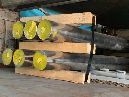 "3"" Stainless Steel Round/Bar - 304 Grade - 10"" length"