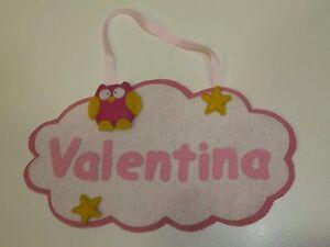 Letrero-de-fieltro-personalizado-hecho-a-mano-ninos-bebes-decoracion-regalo-diy