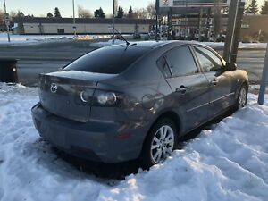 2007 mazda 3  in a good shape  for  only 4000$