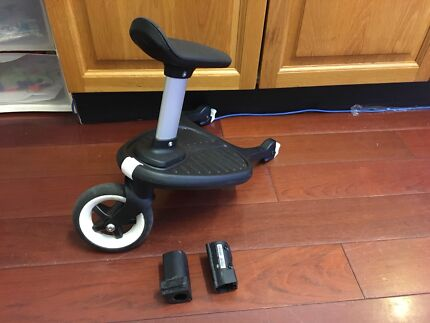 Latest Bugaboo comfort skate kiddie ride on wheeled board with seat