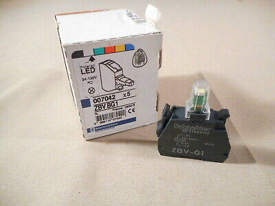Schneider Zbvg1 Led Light Module Nib