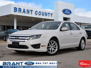 2011 Ford Fusion SEL - LEATHER, HEATED SEATS!