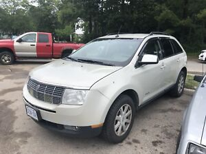 07 Lincoln MKX