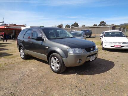 2006 Ford TerritoryTS AWD 7 SEATER Wagon