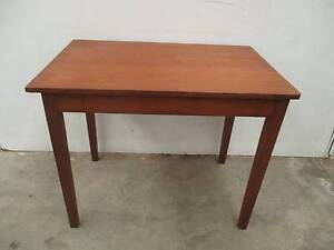 C33004 Terrific Small Oak Kitchen Dining Table Unley Unley Area Preview