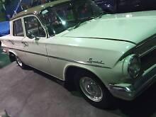 1963 Holden EJ Sedan - Collector* Original, owners manual / books Oakleigh Monash Area Preview