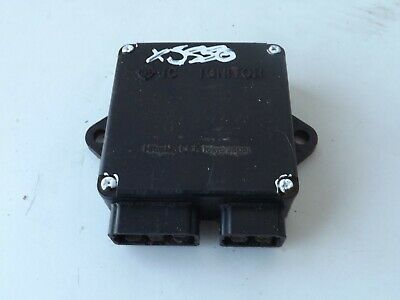 <em>YAMAHA</em> XJ550 XJ 550   CDI UNIT IGNITOR SPARK BOX ECU