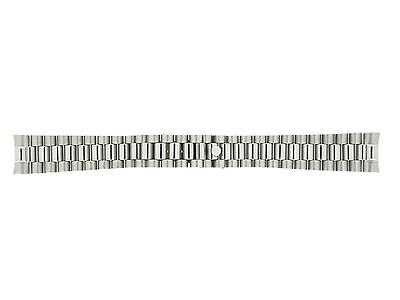 Brand New Mens Aftermarket Stainless Steel Presidential Band to fit Rolex - 20mm