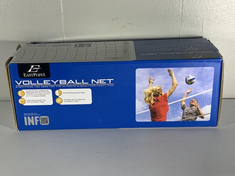 Eastpoint Volleyball Net Tournament Size - 32 feet x 3 Ft