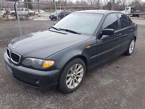 2005 BMW 3 Series 325i  !!!! VERY SHARP !!!!