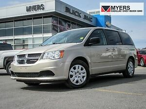 2015 Dodge Grand Caravan SXT, LOW MILEAGE, ONE OWNER