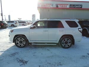 2016 Toyota 4Runner SR5 Limited,Local One Owner,Lease Return,...