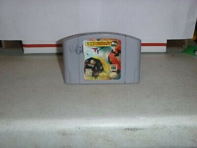 Wipeout 64 (Nintendo 64, 1998) Cleaned and tested
