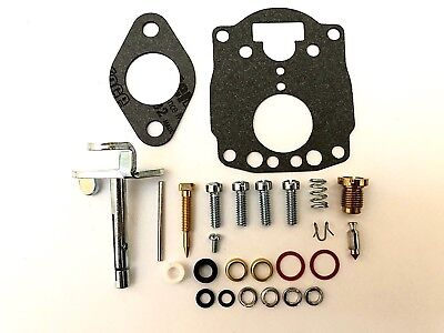 Marvel Schebler Tsv Tractor Carburetor Repair Kit - Massey Harris Pony Ac G
