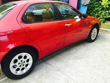 2000 Alfa Romeo 156 Sedan Tighes Hill Newcastle Area Preview