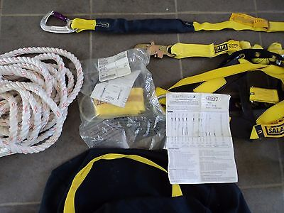 DBI Sala Fall Protection Kit, Rope Grab System Plus Extras