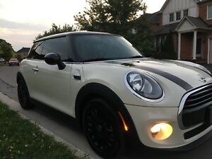 Lease Take Over $375 monthly all in 2016 Mini Cooper