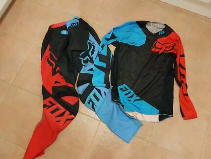 Fox 180 Riding Gear Pants and Shirt M