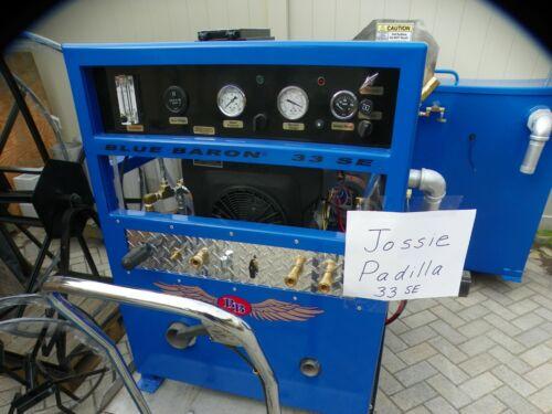 Truck Mount Carpet Machine Extractor Model 33
