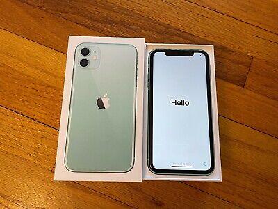 Apple iPhone 11 - 64GB - Green (Unlocked)