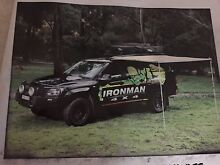 IRONMAN 2.5 x 2.5m 4x4 Roof Awning with LED Light strip Kingsley Joondalup Area Preview