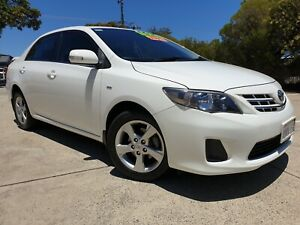 2010 Toyota Corolla Conquest 60 km auto 1 owner Wangara Wanneroo Area Preview