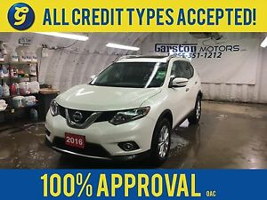 2016 Nissan Rogue SV-R*POWER SUNROOF*AWD*PHONECONNECT*AM/FM/XM/C