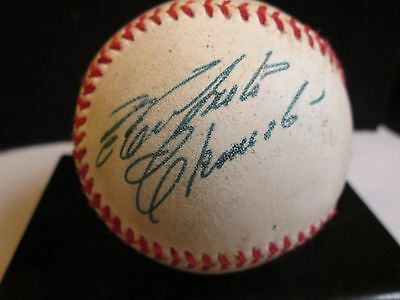 Roberto Clemente Novelty/Replica 1958 Autographed Baseball