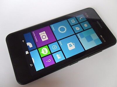 Nokia Lumia 635 Black (Unlocked) Smartphone Mobile