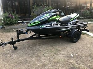 Kawasaki 300x jetski serviced and pre purchase inspection complete Browns Plains Logan Area Preview