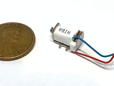 1 Piece White Linear Suction Electromagnet Small Solenoid Pull Micro Push A15