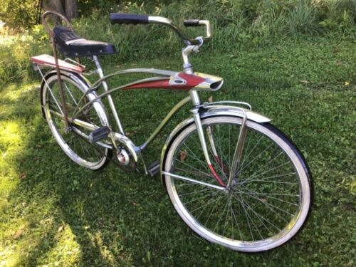 VINTAGE SEARS SPACELINER BICYCLE