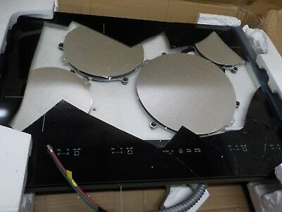 Frigidaire Professional Stainless Steel 30 inch Full Induction Cooktop FOR PARTS