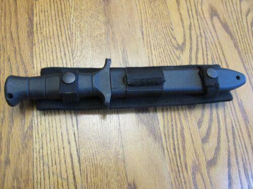 BUNDEWEHR EICKHORN INFANTRY KM 2000 COMBAT SURVIVAL KNIFE! USED BUT COOL!