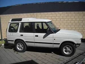 2000 Land Rover Discovery Wagon Quinns Rocks Wanneroo Area Preview